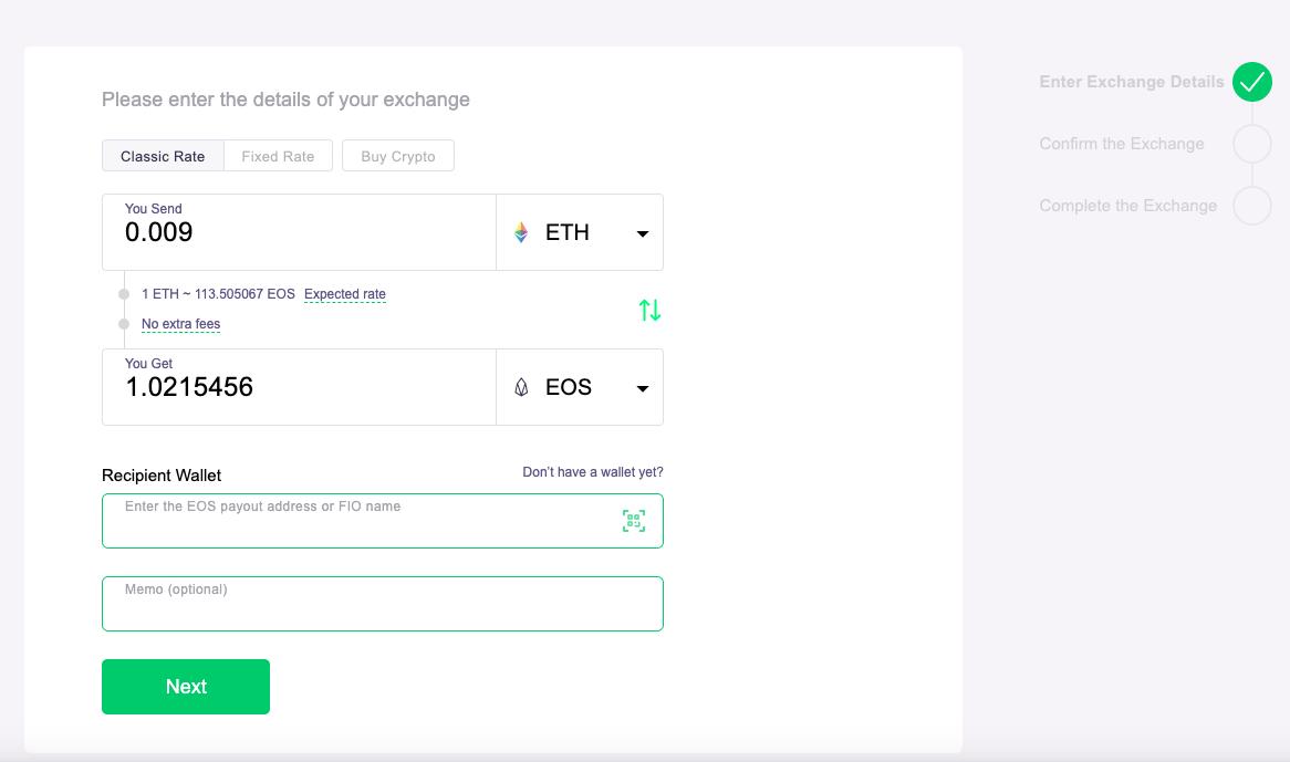 تبدیل ارز های موجود در کیف پولتان به ایاس